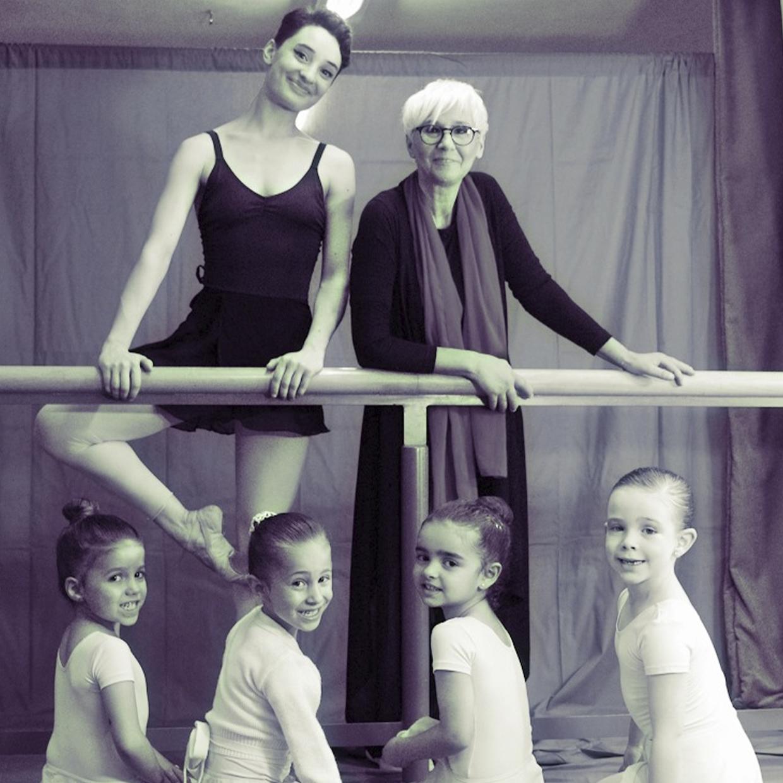 Profesorado Ballet Infantil