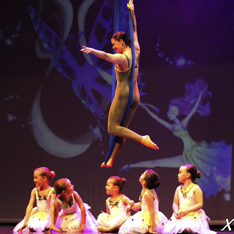 Danza Aérea y Aéreafit
