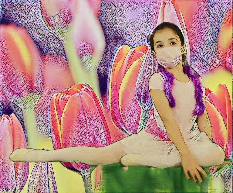 Clases ballet niños