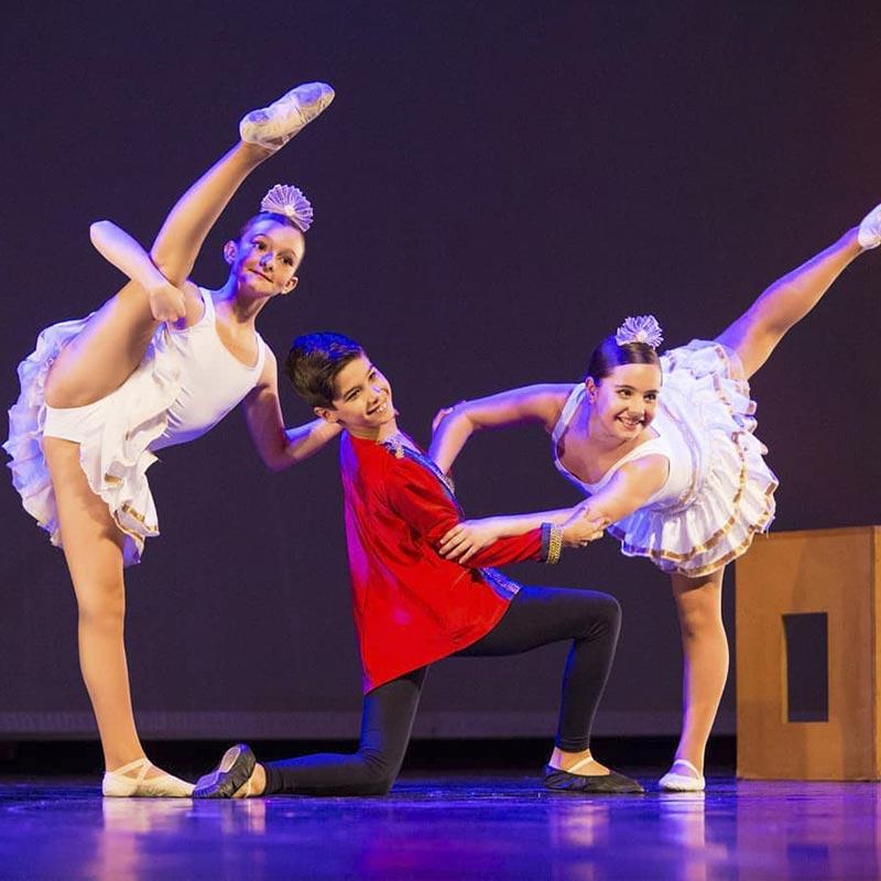 Coreografía ballet