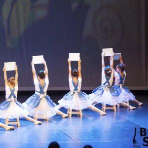 Clases de ballet Santiago de Compostela