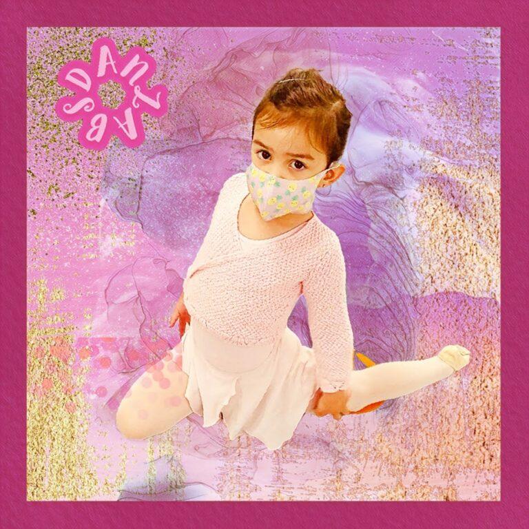 ballet infantil niños