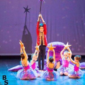 Escuela ballet infantil Santiago de Compostela