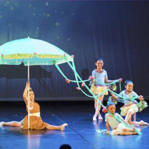 Escuela danza Santiago de Compostela