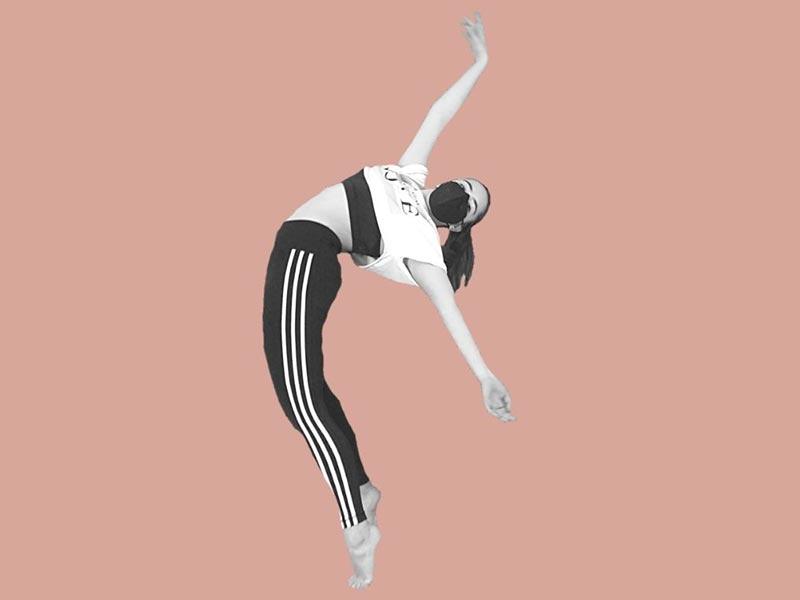 Clases Modern Lyrical Dance en Santiago